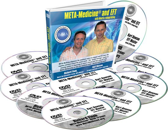 META Medicine and EFT Home Study